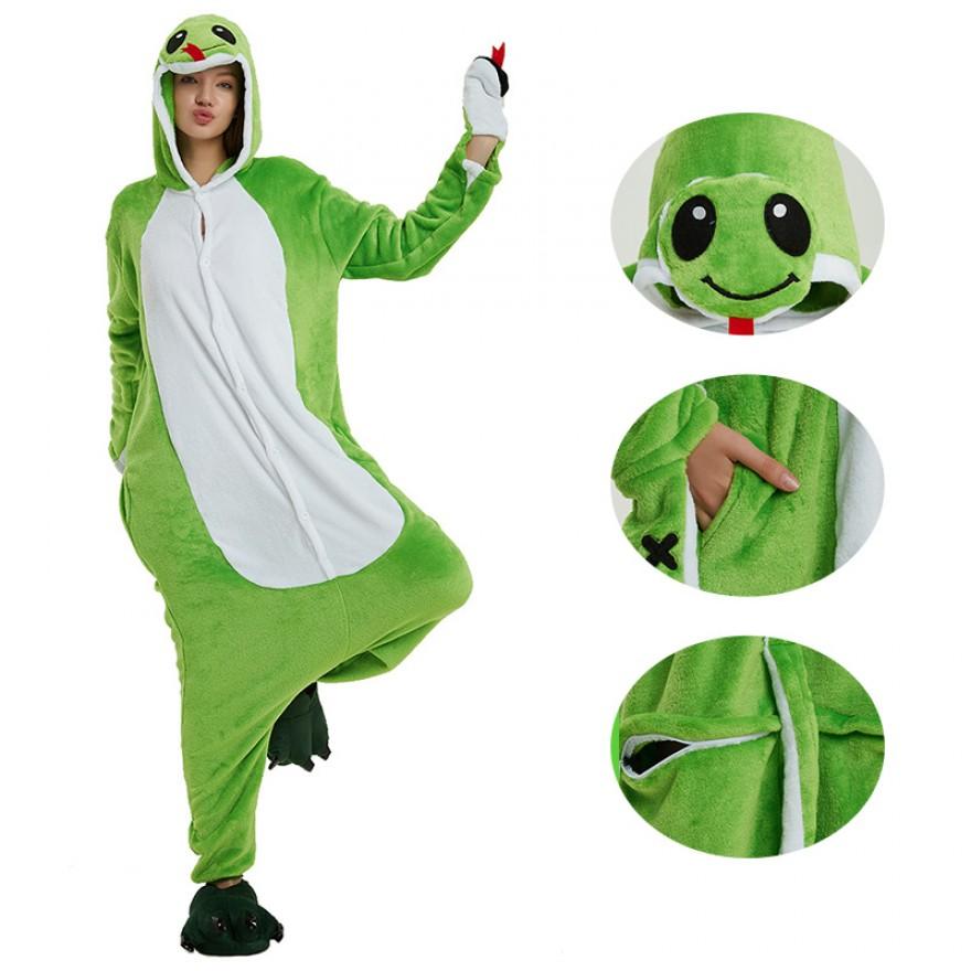 Green Snake Kigurumi