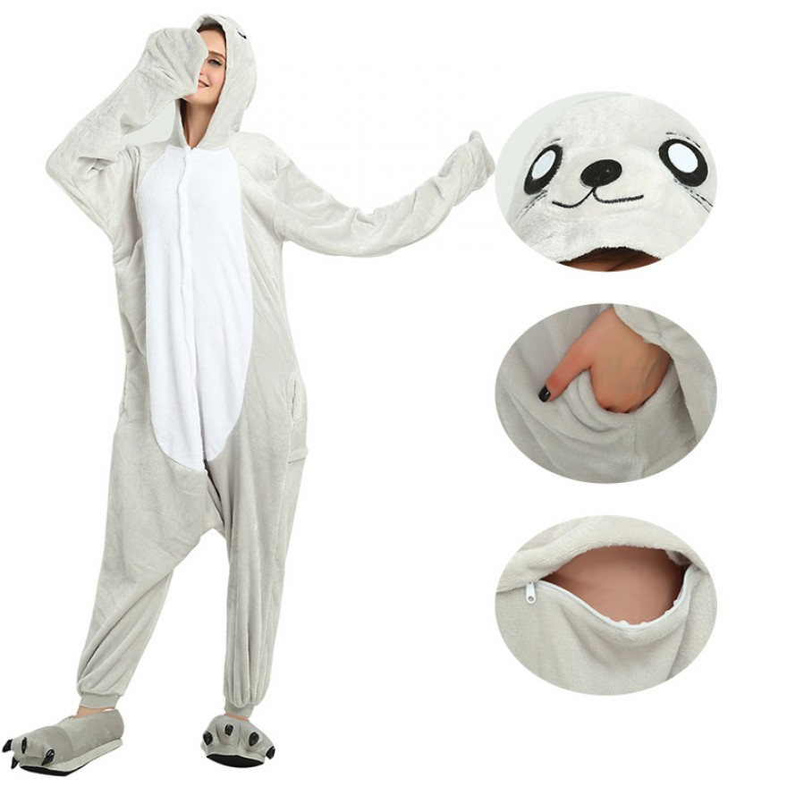 Sea Lion Kigurumi
