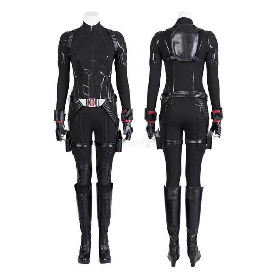 Black Widow Costume Avengers-Endgame Natasha Romanoff Cosplay Costumes