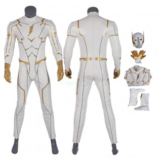 Godspeed Costume The Flash Season 5 GodSpeed Cosplay Costumes
