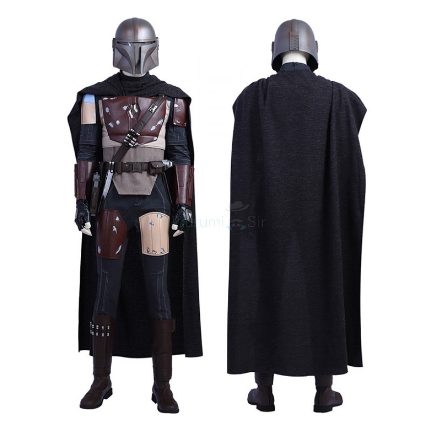 Mandalorian Costume Crisis On Infinite Earths Cosplay Costumes