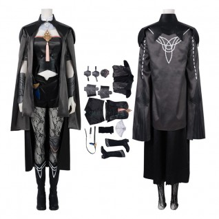 Female Byleth Costume Fire Emblem Three Houses Byleth Cosplay Costume