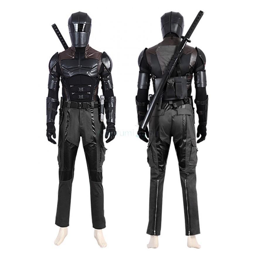 Snake Eyes Costume  G.I. Joe: Retaliation Cosplay Costumes