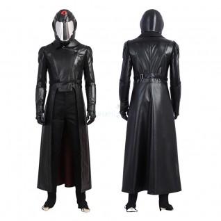 Commander Costume G.I. Joe: The Rise of Cobra Cosplay Costumes