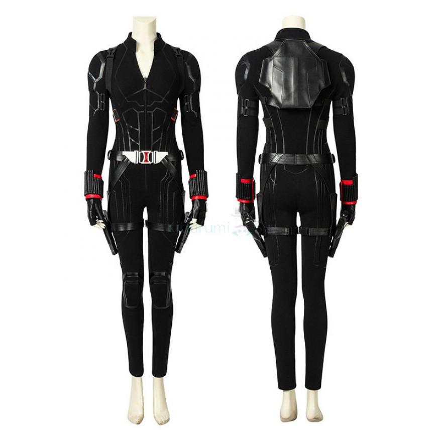 Black Widow Cosplay Avengers-Endgame Natasha Romanoff Costumes