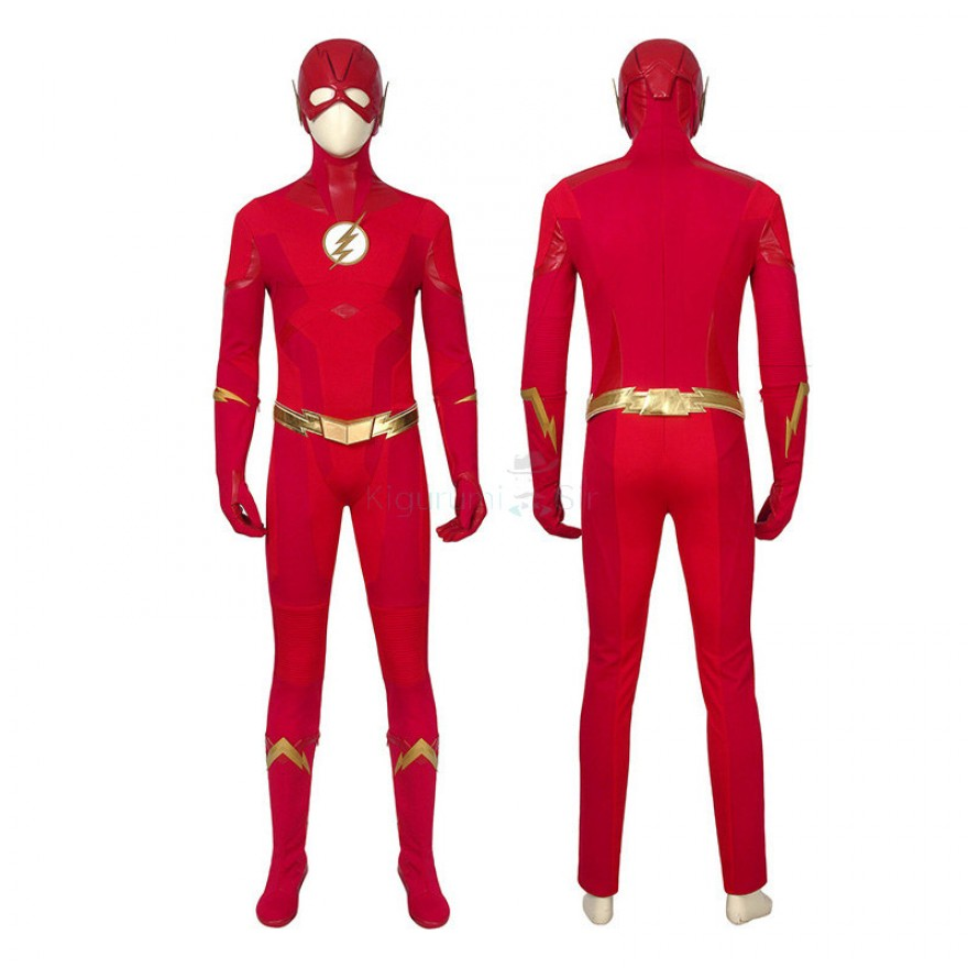 The Flash Costume The Flash Season 5 Cosplay Costumes