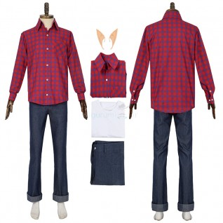 Disney Onward Ian Lightfoot Cosplay Costume