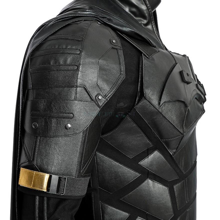 2021 Movie The Batman Bruce Wayne Robert Pattinson Cosplay ...
