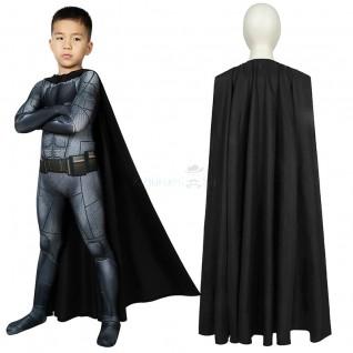 Kids Batman Jumpsuit Justice League Batman Cosplay Costume
