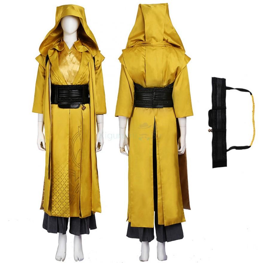 Doctor Strange Ancient One Costume Cosplay