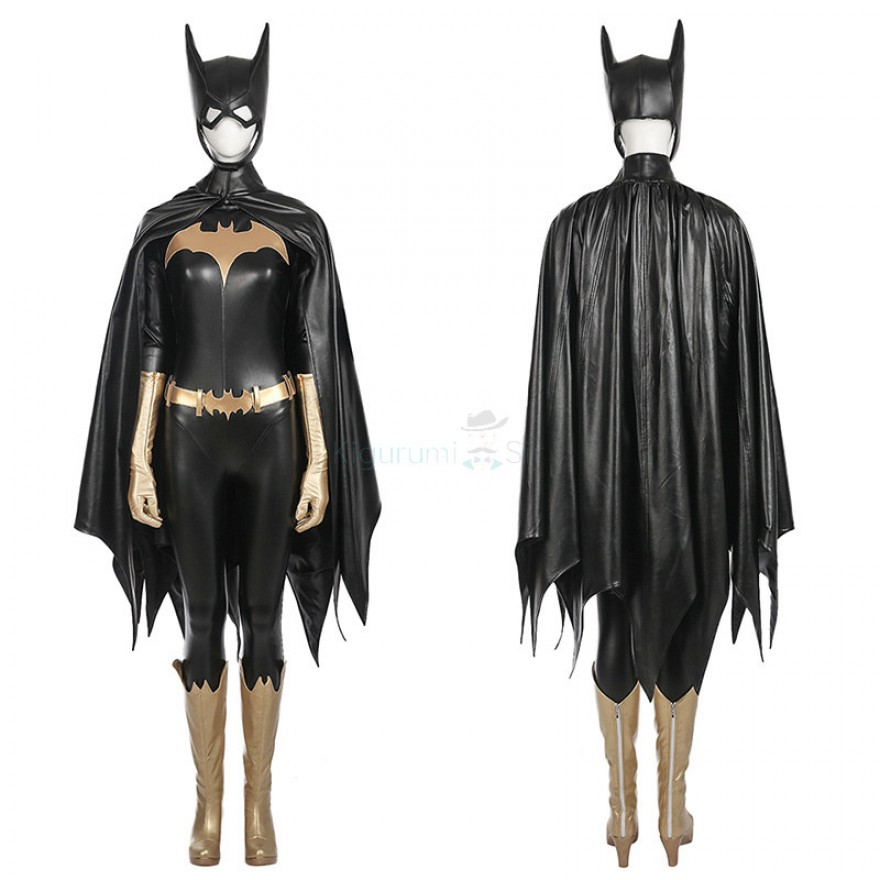 Batwoman Batman Batgirl Cosplay Costume