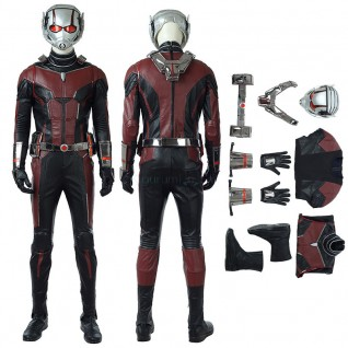 Ant-Man Costume Ant-Man and the Wasp Scott Lang Cosplay Costume