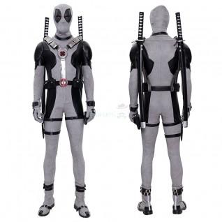 Deadpool 2 Costume Wade Wilson X-Force Cosplay Suits