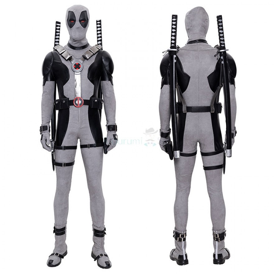 Deadpool 2 Costume Wade Wilson X-Force Cosplay Suits