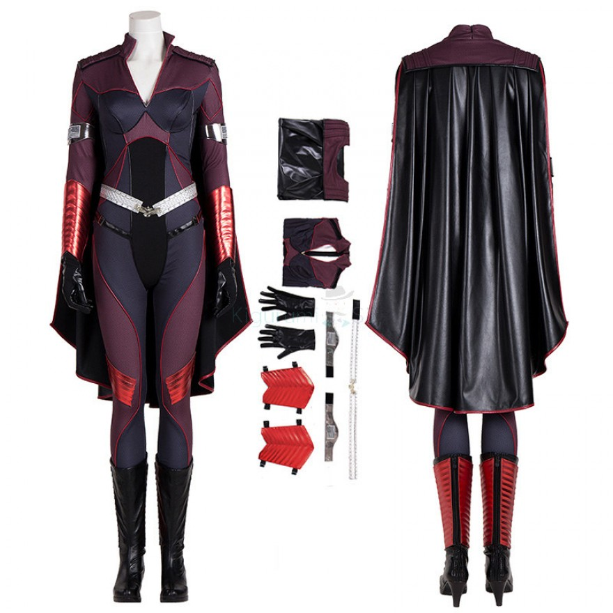 The Boys Season 2 Stormfront Cosplay Costume