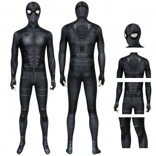 Adult Spider Man Far From Home Peter Parker Night Monkey Cosplay Costume