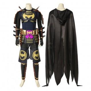Batman Bruce Wayne Costume Batman Ninja Cosplay Suits