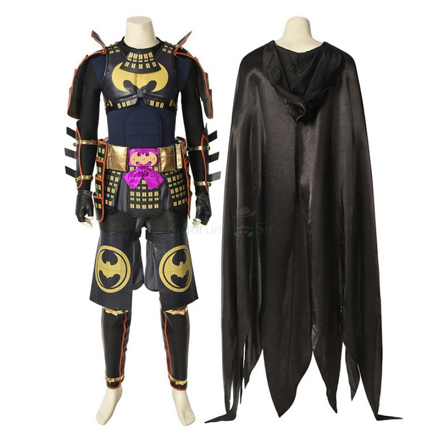 Batman Bruce Wayne Costume Batman Ninja Cosplay Suits