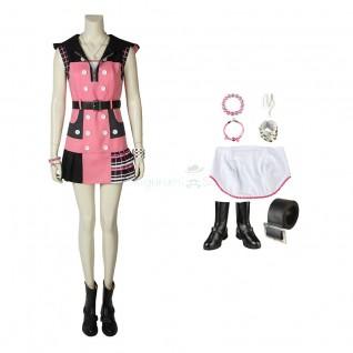 Kingdom Hearts 3 Kairi Cosplay Costume