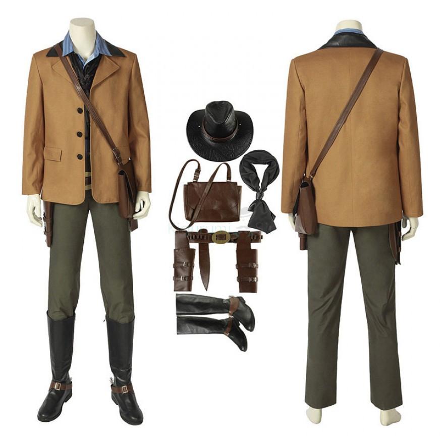 Red Dead Redemption 2 Arthur Morgan Cosplay Costume