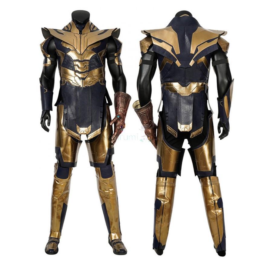 Avengers 4 Endgame Thanos Cosplay Costume