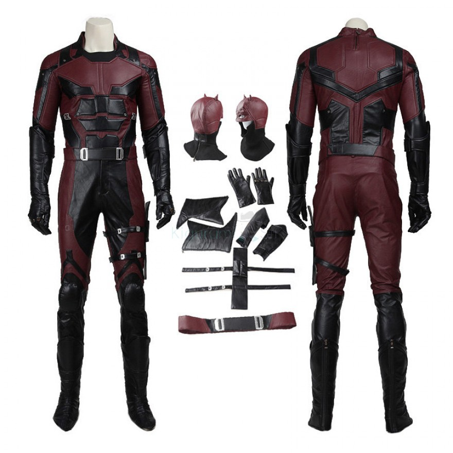 Matt Murdock Costume Daredevil Cosplay Suits