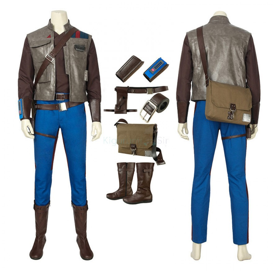 Finn Costume Star Wars The Rise of Skywalker Cosplay Suits