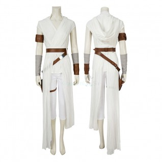 Rey Costume Star Wars 9 The Rise Of Skywalker Cosplay Suits