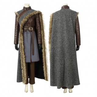 Arya Stark Costume Game of Thrones 8 Cosplay Suits