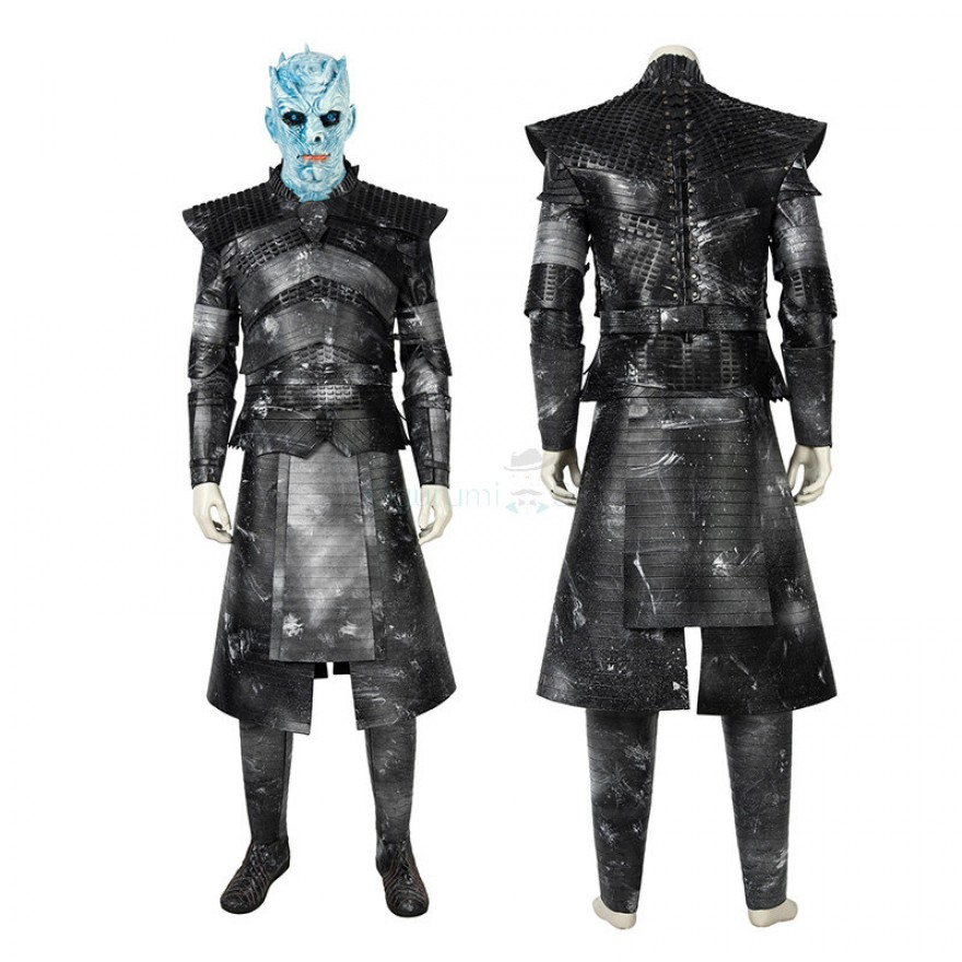 Game of Thrones Night King Cosplay Costume Suits