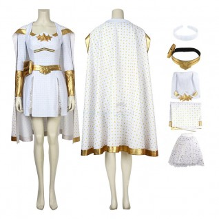 Annie January Costume The Boys Season 1 Starlight Cosplay Suits