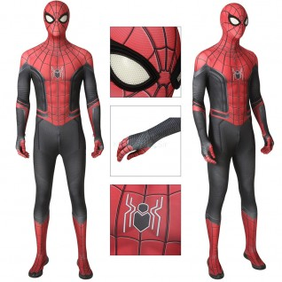 Spider-Man Suits Far From Home Cosplay Costumes Jumpsuit